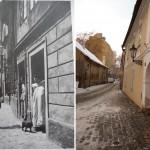 U milosrdných (1902-2010) V této uličce vedle sebe působilo 6 nevěstinců.