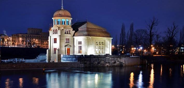 Vodní elektrárna se na tomto místě začala stavět v červnu roku 1913 a v prosinci byla dokončena. Budovu elektrárny navrhl architekt Alois Dlabač podle vzoru secesního zámečku ve Francii. Budova […]
