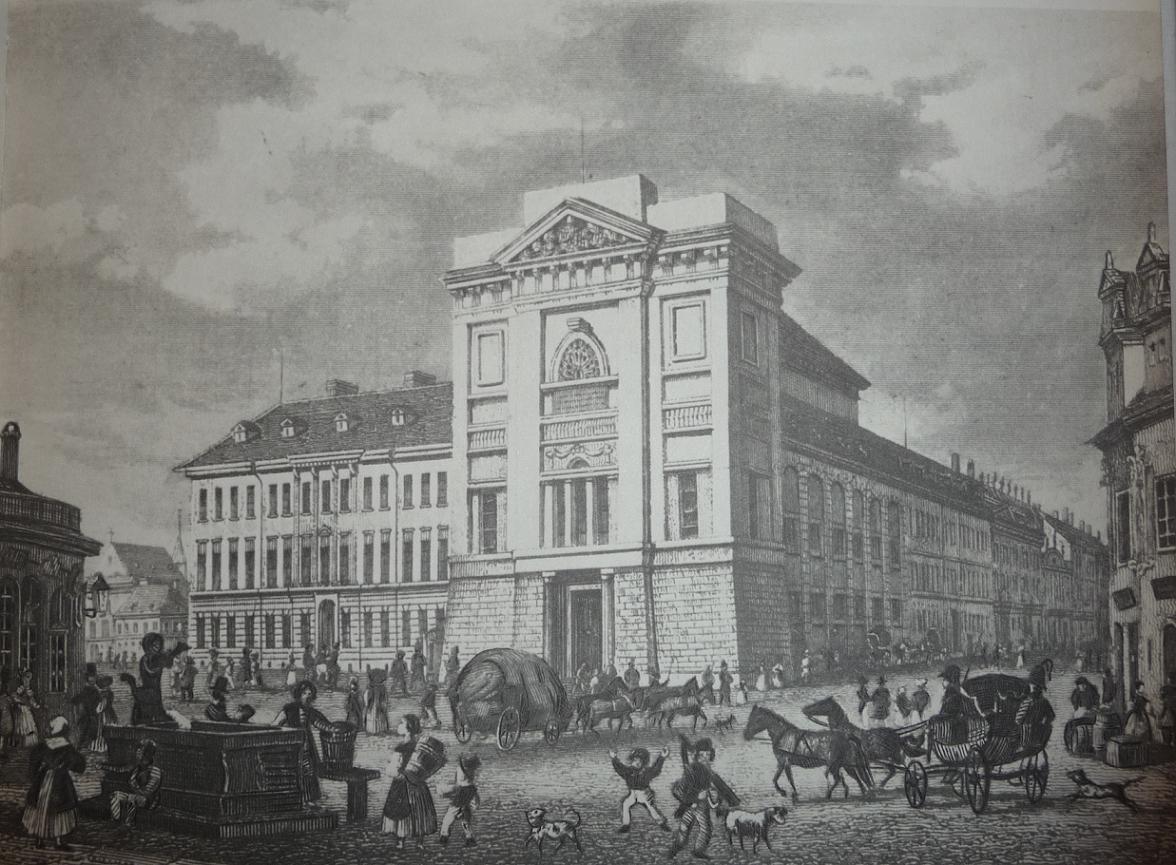Když přišel v roce 1813 jedenáctiletý Vincenc Morstadt do Prahy na studie k novoměstským piaristům, byla Praha ještě barokní město, kouzelně krásné, celistvě promodelované s dokonale utvářenými podrobnostmi – kostely, […]