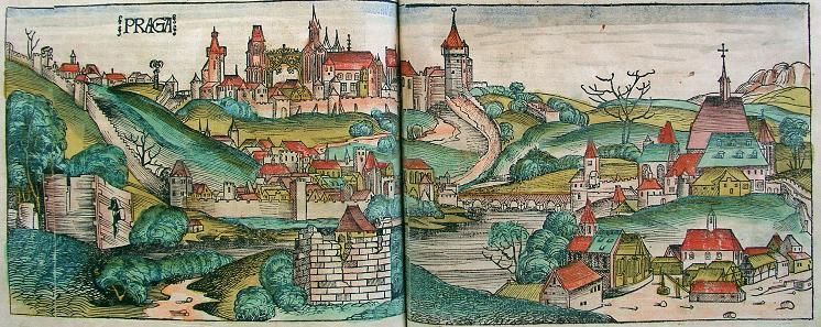 VedutyPrahy se nám dochovaly z období let 1493-1870. Máme tedy krásný obrázek o tom, jak se Praha měnila. V mnoha případech jsou nejen jediným svědectvím o památkách, jež musely neúprosně […]