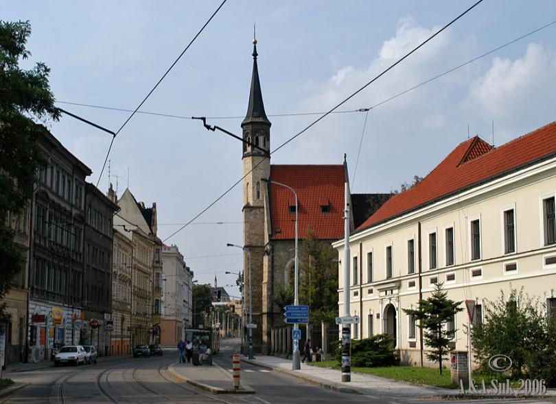 Kostel Zvěstování Panny Marie Imy v Praze máme takovou malou věž v Pise. Jedná se o věž kostela Zvěstování Panny Marie, zvaného na trávníčku nebo též Na slupi. Tento drobný […]